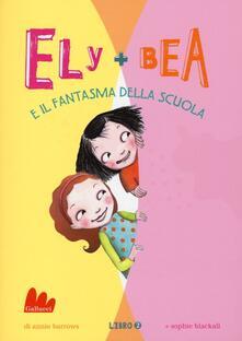 Daddyswing.es Il fantasma della scuola. Ely + Bea. Vol. 2 Image
