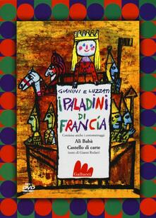 Mercatinidinataletorino.it I paladini di Francia. DVD. Con libro Image