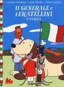 Squillogame.it Il generale e i fratellini d'Italia. Ediz. illustrata Image