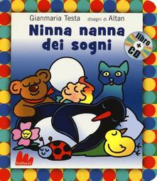 Amatigota.it Ninna nanna dei sogni. Con CD Audio Image