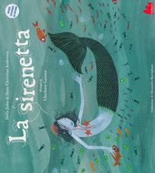 Listadelpopolo.it La sirenetta. Ediz. illustrata Image