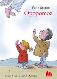 Opopomoz - Furio Scarpelli,Giacomo Scarpelli - ebook