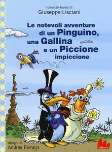 Nordestcaffeisola.it Le notevoli avventure di un pinguino, una gallina e un piccione impiccione Image