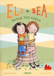 Cefalufilmfestival.it Buone per forza. Ely + Bea. Vol. 5 Image