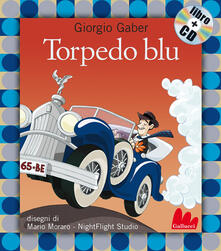 Ristorantezintonio.it Torpedo blu. Con CD Audio Image