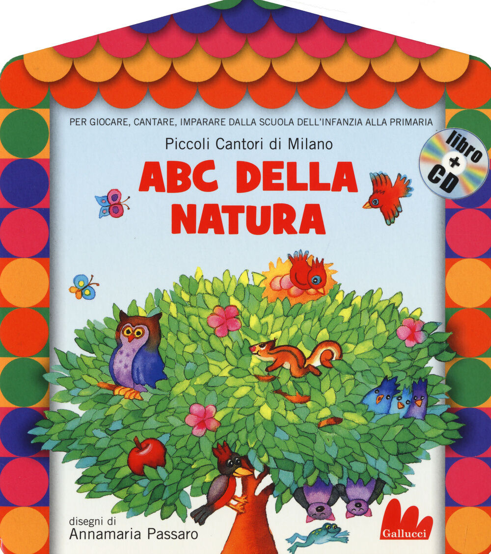 ABC della natura. Con CD Audio