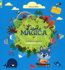 Radiospeed.it L' isola magica. Le grandi avventure di Lupacchiotto. Ediz. illustrata Image