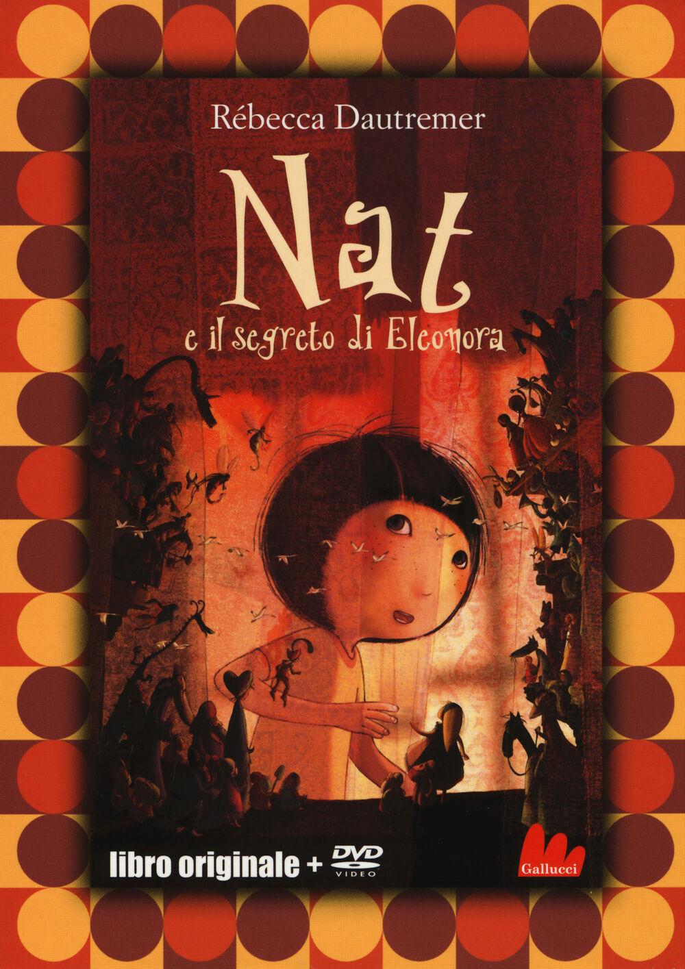 Nat e il segreto di Eleonora. DVD