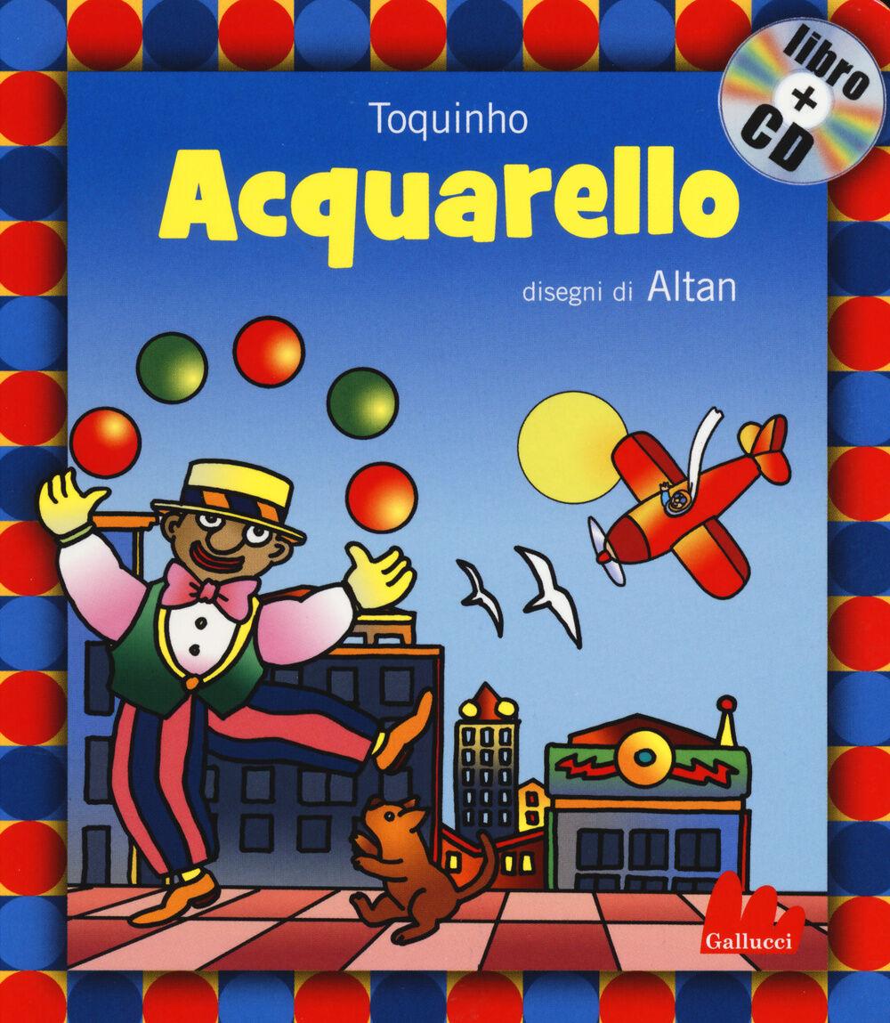 Acquarello. Con CD Audio