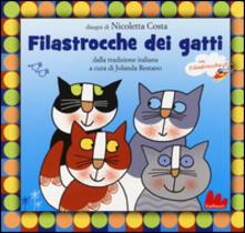 Daddyswing.es Filastrocche dei gatti dalla tradizione italiana Image