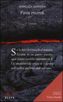 Finis mundi - Gianluca Barbera - copertina