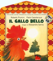Il gallo bello. Con CD Audio.pdf