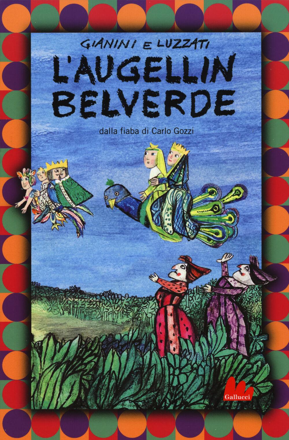 L' Augellin Belverde. DVD. Con libro