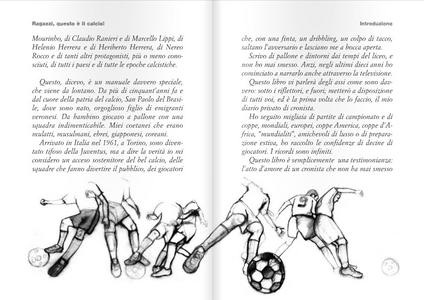 Libro Ragazzi, questo è il calcio! Darwin Pastorin 1