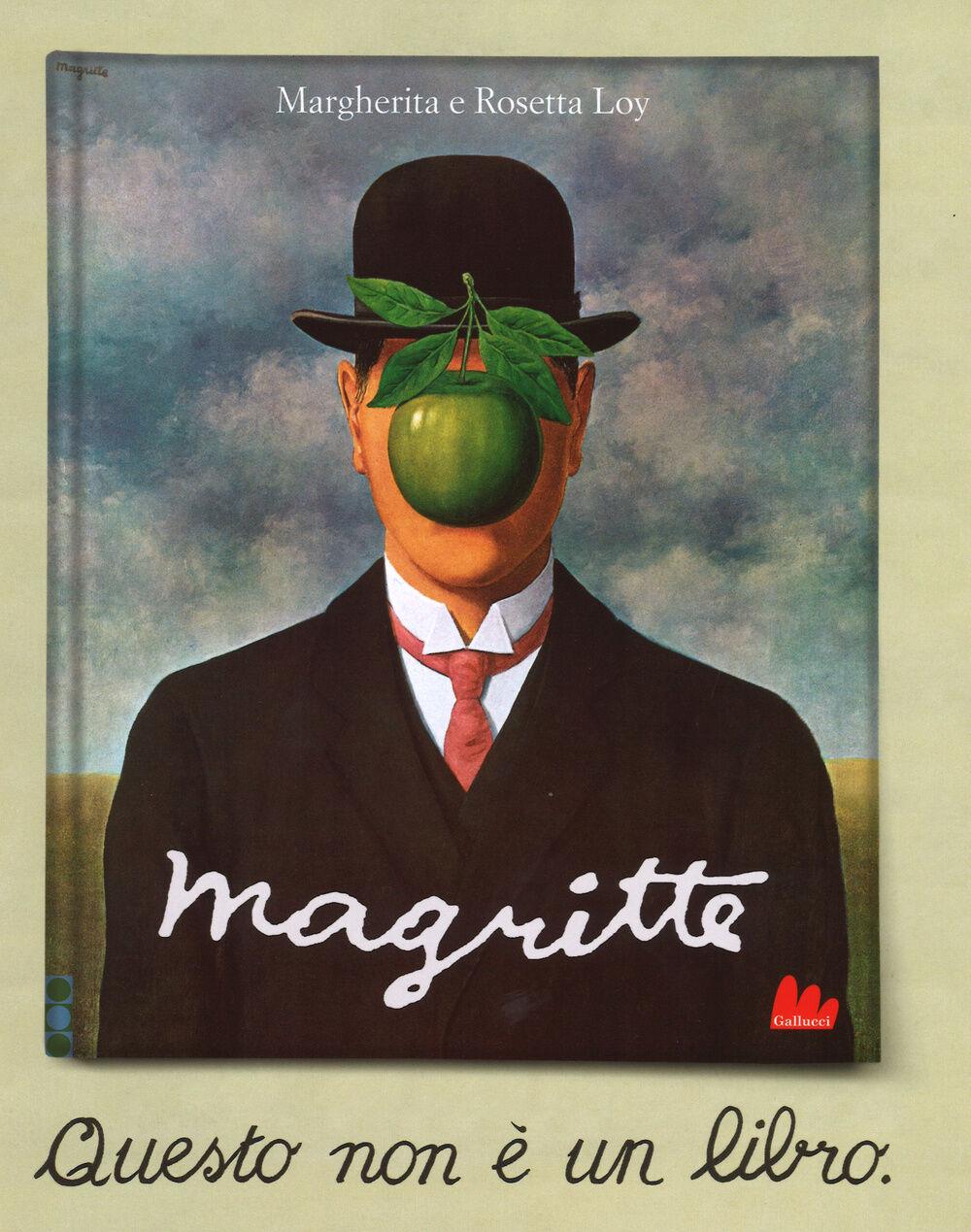 Magritte. Questo non è un libro