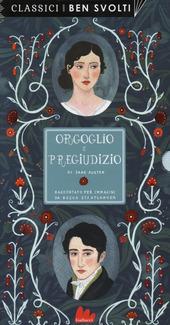 Orgoglio e pregiudizio da Jane Austen. Ediz. a colori
