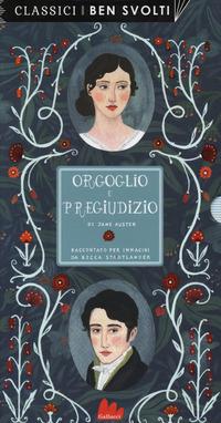 Orgoglio e pregiudizio da Jane Austen. Ediz. a colori - Stadtlander Becca - wuz.it