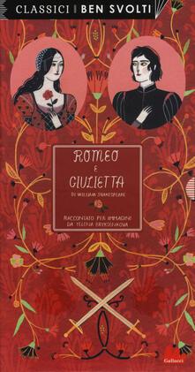 Osteriacasadimare.it Romeo e Giulietta da William Shakespeare. Ediz. a colori Image