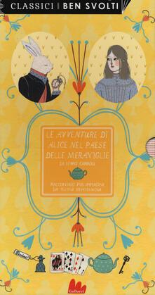 Festivalpatudocanario.es Le avventure di Alice nel paese delle meraviglie da Lewis Carroll. Ediz. a colori Image