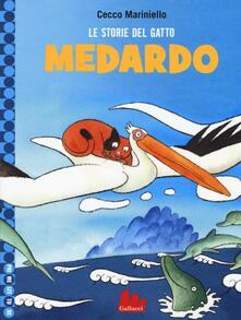 Ristorantezintonio.it Le storie del gatto Medardo. Ediz. illustrata Image