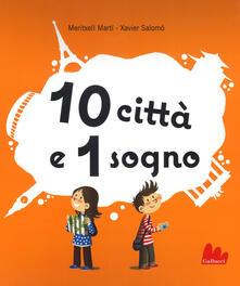 Osteriamondodoroverona.it 10 città e 1 sogno. Libro pop-up Image