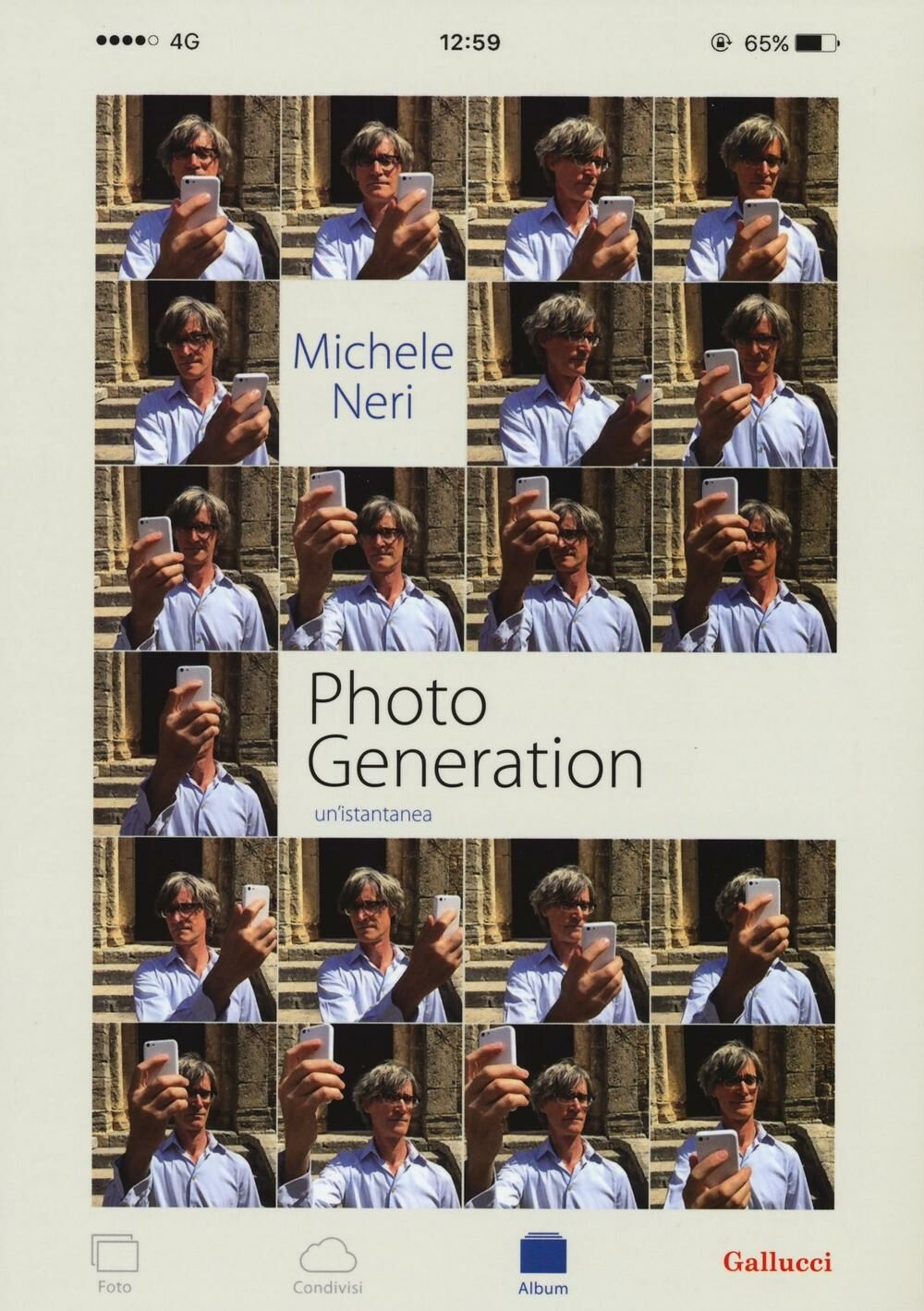 Photo generation. Un'istantanea
