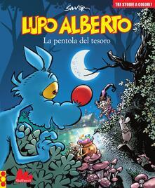Voluntariadobaleares2014.es Lupo Alberto. Tre storie a colori. La pentola del tesoro. Vol. 10 Image