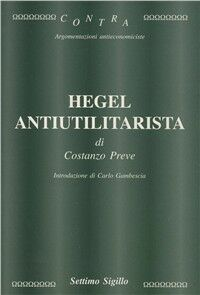 Hegel antiutilitarista