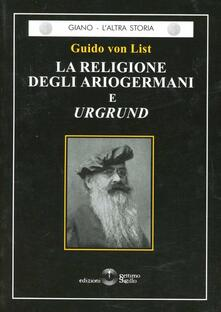 Criticalwinenotav.it La religione degli ariogermani e urgrund Image