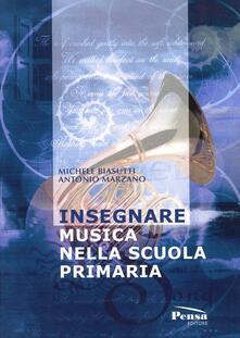 Antondemarirreguera.es Insegnare musica nella scuola primaria Image