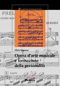 Opera d'arte musicale e formazione della personalità