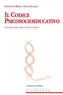Osteriacasadimare.it Il codice psicosocioeducativo. Prendersi cura della crescita emotiva Image