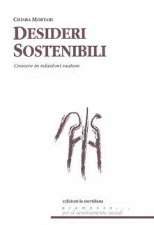 Antondemarirreguera.es Desideri sostenibili. Sistemi di relazione per crescere tra aspettative e delusioni Image