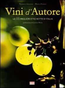 Vini d'autore