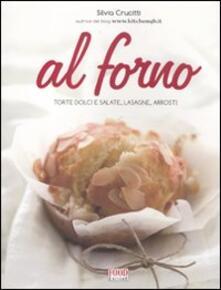 Filmarelalterita.it Al forno. Torte dolci e salate, lasagne, arrosti Image
