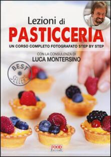 Premioquesti.it Lezioni di pasticceria. Un corso completo fotografato step by step Image