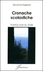 Cronache scolastiche. Premio Navile 2008
