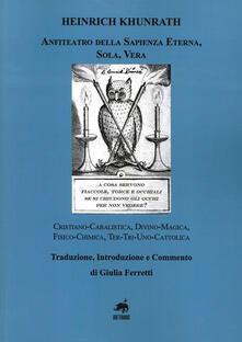 Anfiteatro della sapienza eterna, sola, vera.pdf
