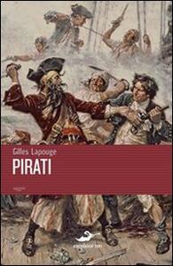 Libro Pirati Gilles Lapouge