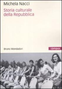 Storia culturale della Repubblica