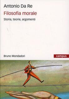 Ristorantezintonio.it Filosofia morale. Storia, teorie, argomenti Image