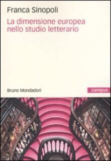 Promoartpalermo.it La dimensione europea nello studio letterario Image