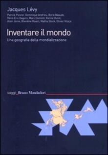 Daddyswing.es Inventare il mondo. Una geografia della mondializzazione Image