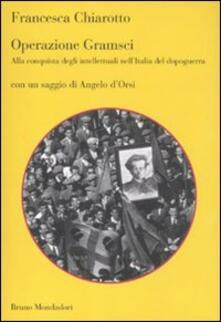 Antondemarirreguera.es Operazione Gramsci. Alla conquista degli intellettuali nell'Italia del dopoguerra Image