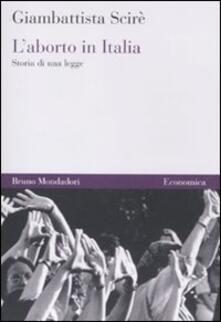 Osteriamondodoroverona.it L' aborto in Italia. Storia di una legge Image