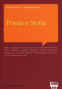 Poesia e storia