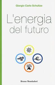 Libro L' energia del futuro Giorgio C. Schultze