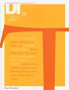 Dialoghi internazionali. Città nel mondo. Vol. 18