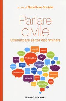 Squillogame.it Parlare civile. Comunicare senza discriminare Image