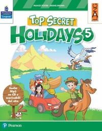 TOP SECRET HOLIDAYS 5